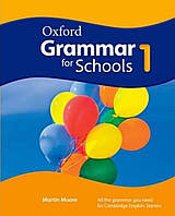 Oxford Grammar for Schools 1 Student's Book with DVD-ROM