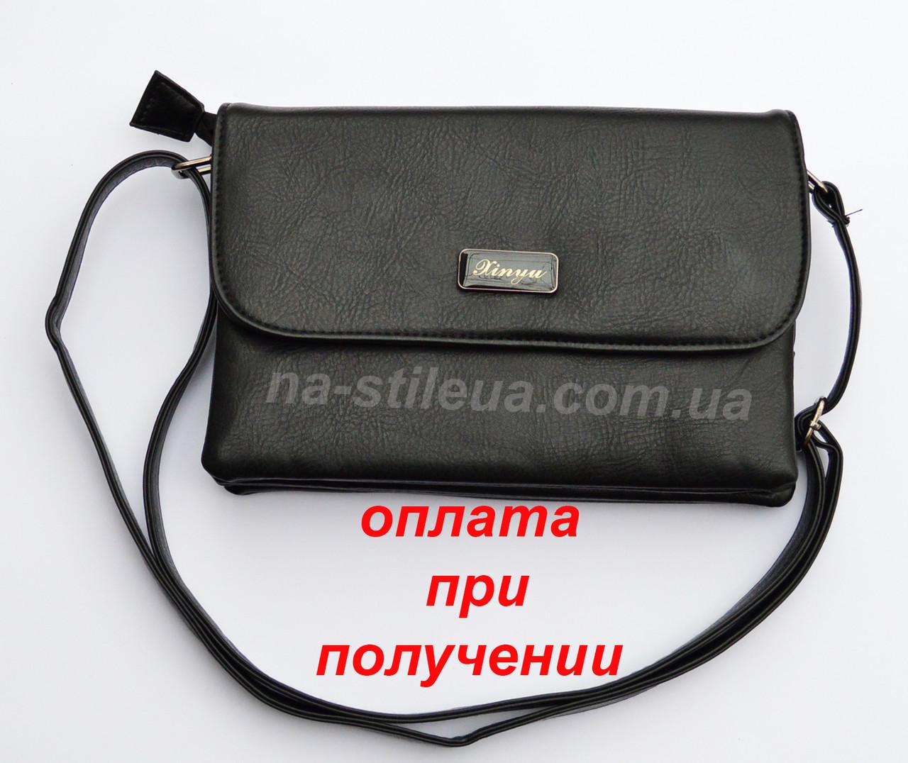 c8f19293d9f2 Женский кожаный клатч мини сумка кошелек шкіряна через плечо Мишель ...