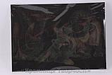 Гравюра А4 LUXE з рамкою (Котик) Золото (L-ГРА4-02-07з), фото 4