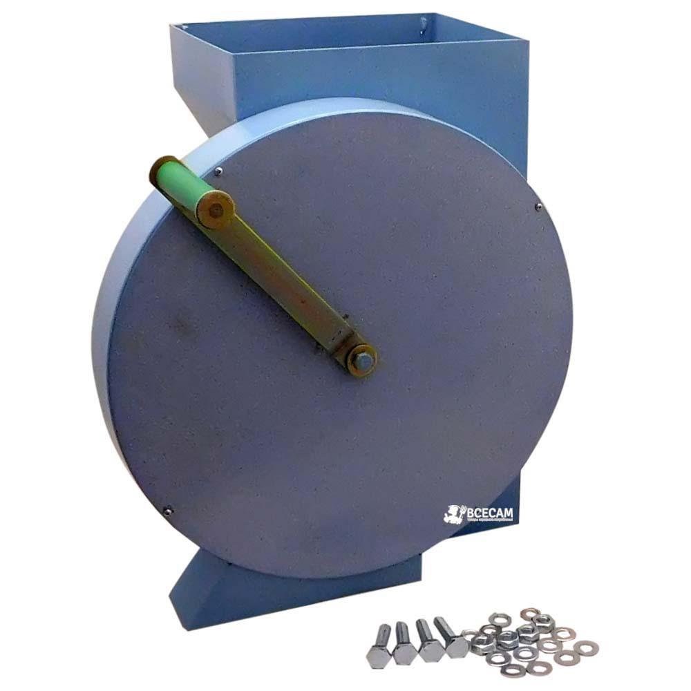 Корморезка ручная дисковая «ЛАН»