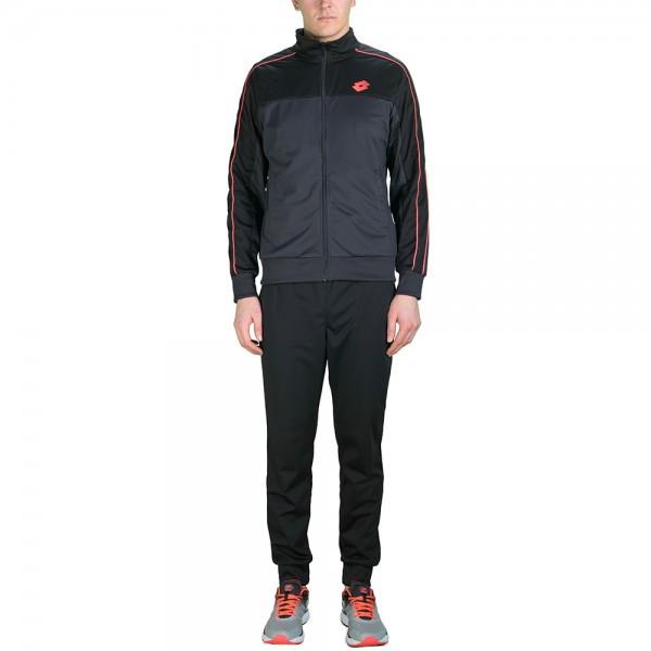 b03a9613 Спортивный костюм мужской Lotto L73 SUIT RIB PL ALL BLACK/EBONY 210957/1PI,  цена 2 046 грн., купить в Киеве — Prom.ua (ID#908691194)