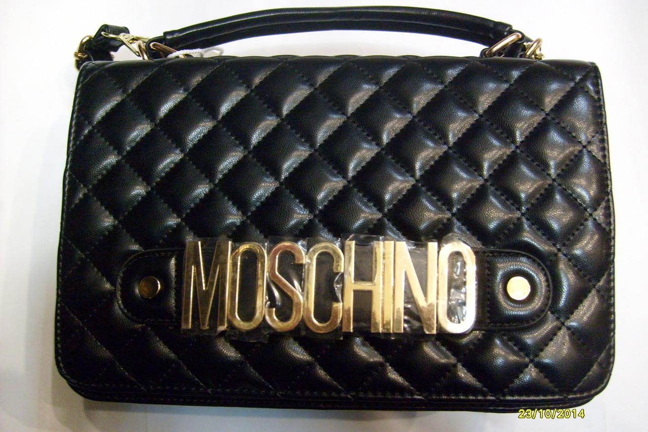 """Клатч женский """"Moschino"""". Код 0526."""