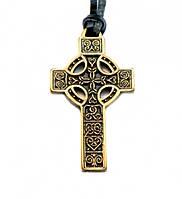 Кельтский крест - культовый защитный знак