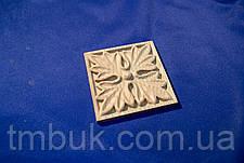 Розетка 4 - 60х60 - декор, фото 2