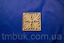 Розетка 4 - 60х60 - декор, фото 3