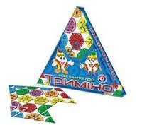 Настільна гра `Триміно``(Ч )