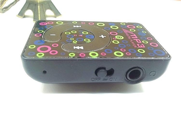 MP3 плеер + Наушники +USB(длинный)+упаковка