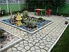 Форма для садовой дорожки, фото 2