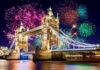 "Пазлы Castorland 500 элементов ""Тауэрский мост, Лондон"""