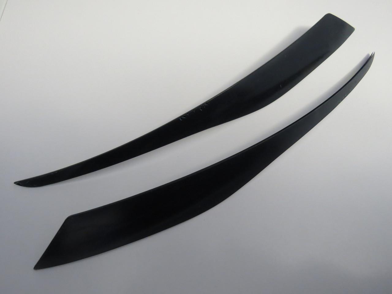 Ресницы Spirit Мицубиши Оутлендер XL 2007-2010 тюнинговые накладки на автомобильные фары Mitsubishi