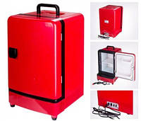 Холодильник термоэл. 14 л. Vitol BL-113-14L DC/AC 12V/24V/220V 48W
