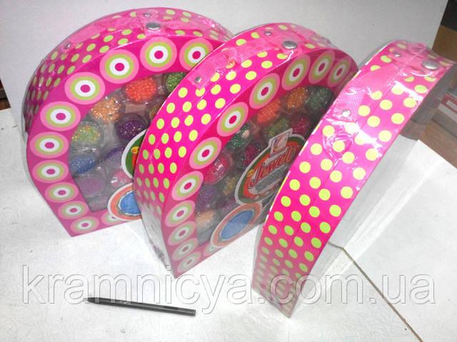 Купить набор украшения из бисера для девочек в Крамниця Творчості