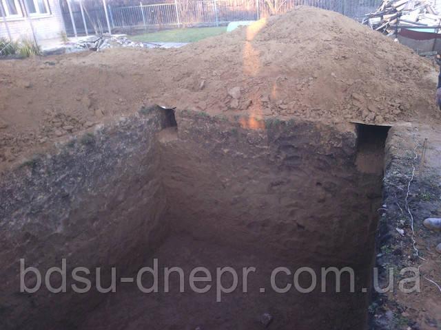 Земельные работы в Днепропетровске
