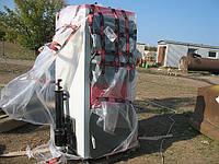 Котел пелетный Haiztechnik 75 кВт BIO DUO (c бункером)