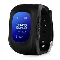 Детские смарт-часы Smart Watch Q50 Черные (14-SBW01)
