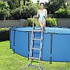 Каркасный бассейн BestWay 56420 (56088) 366х122 см с картриджным фильтром, фото 3