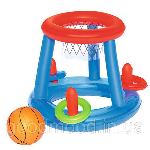 Ігровий центр BW 52190 баскетбол, м'яч, кільця, ремкомплект, кор.
