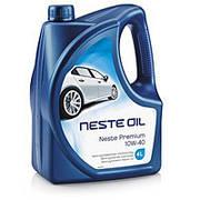 Neste PREMIUM 10W-40/4 моторное масло 4 литра