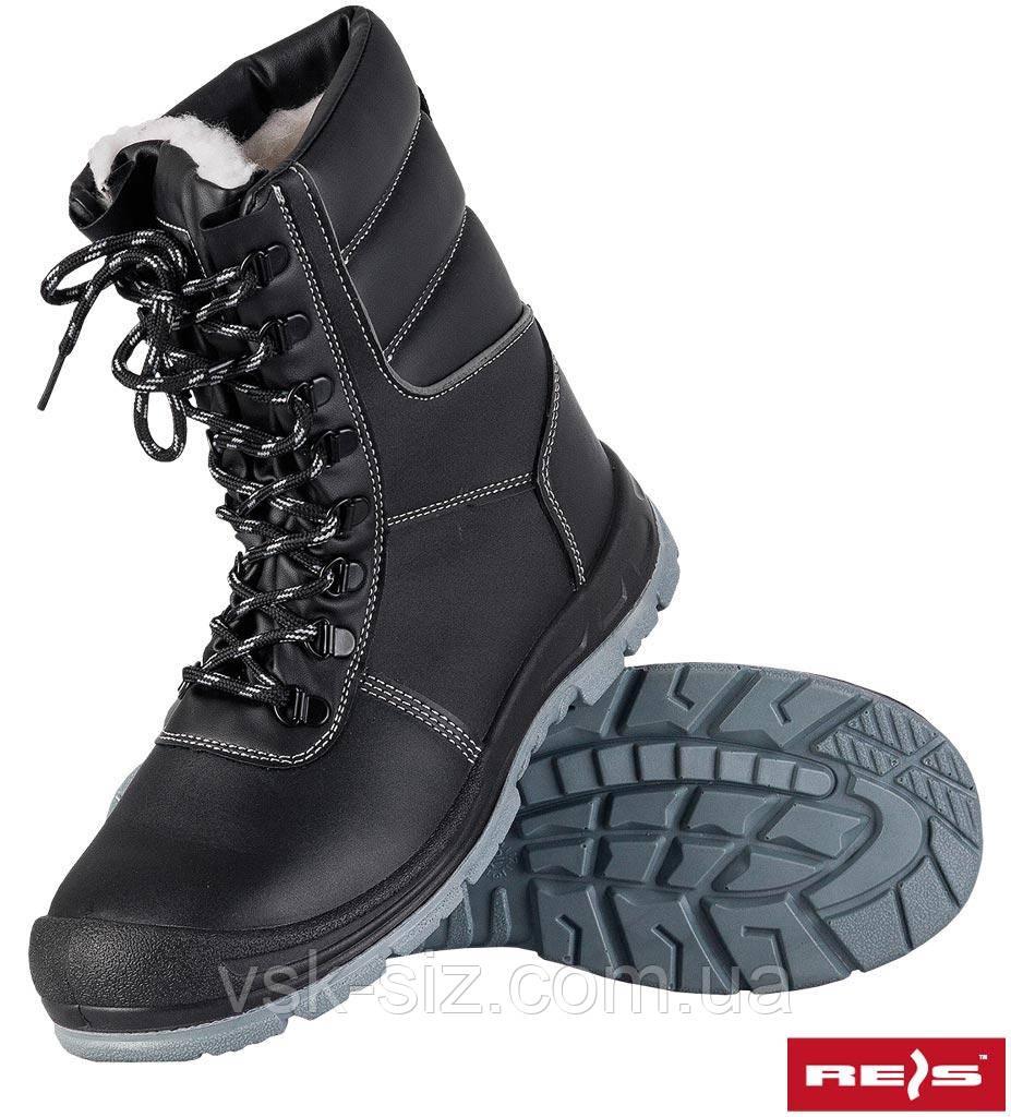 Утепленные рабочие ботинки с завышенными берцами BBRNORDREIS.