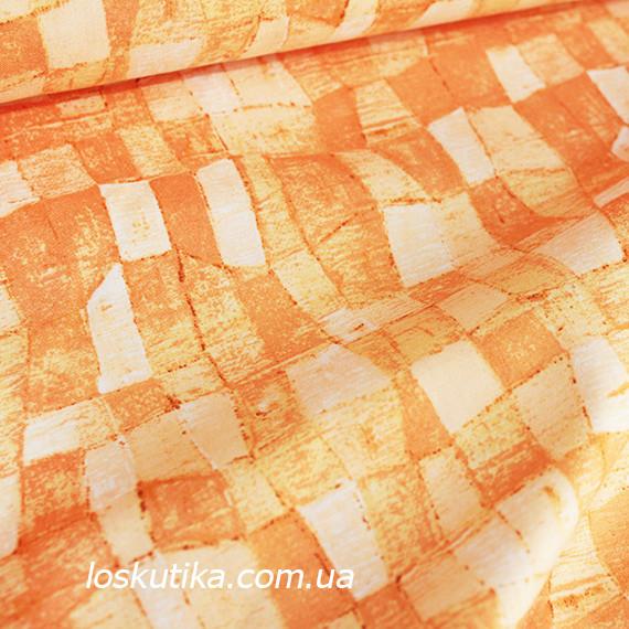 31024 Потешные кирпичики. Ткани для декора и для лоскутного шитья. Американский хлопок.