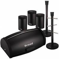 Комплект хлебница ,контейнеры KLAUSBERG - KB 7238