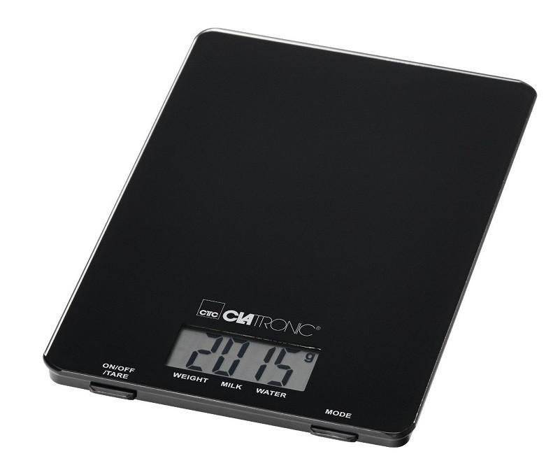 Кухонные электронные весы Сlatronic KW 3626