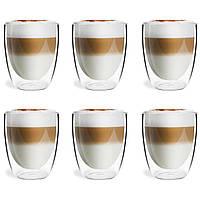 Комплект термостаканов для кофе и чая (6шт)