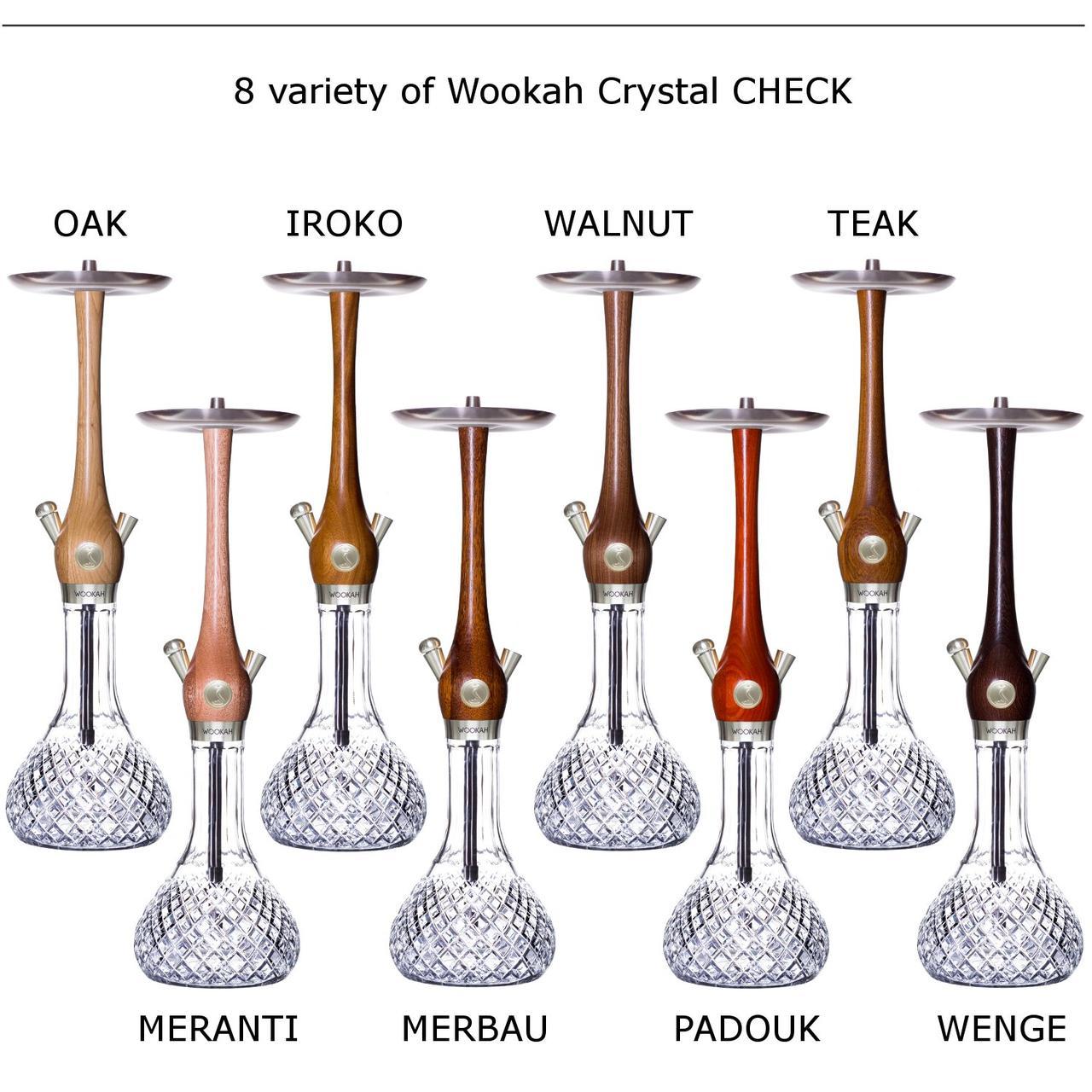 Кальян Wookah Cristal CHECK