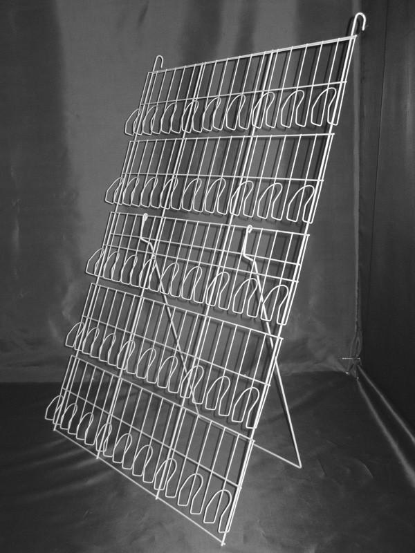 Стойка (стенд)  пятиполочная для семян и прессы