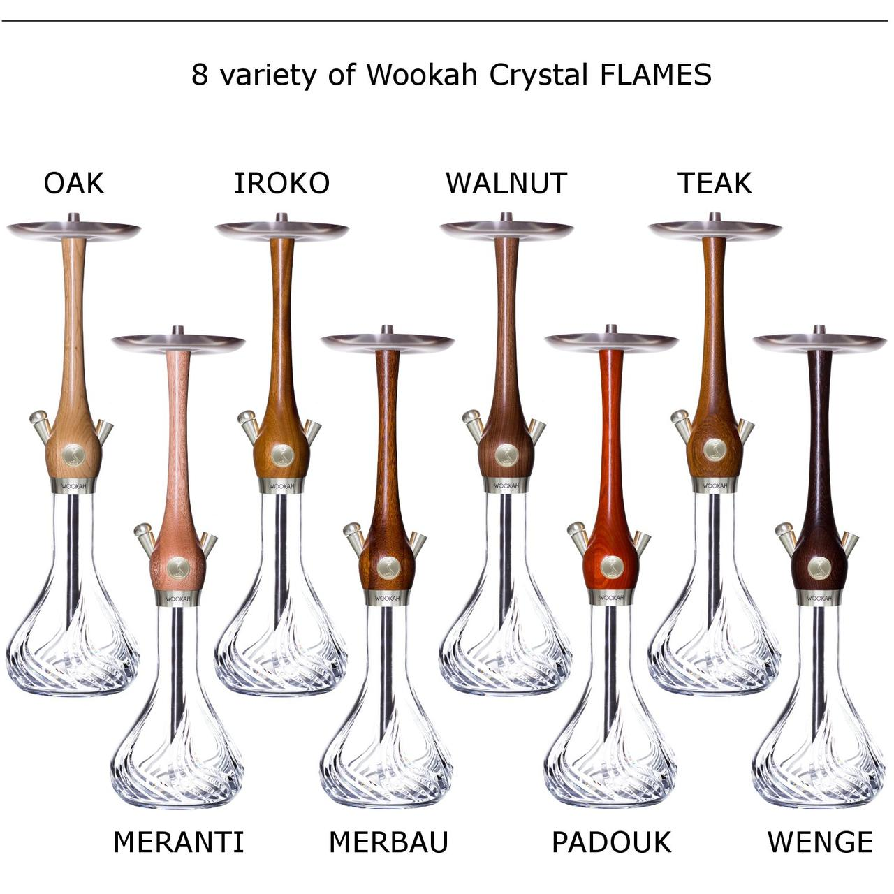 Кальян Wookah Cristal FLAMES