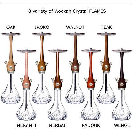 Кальян Wookah Cristal FLAMES, фото 2