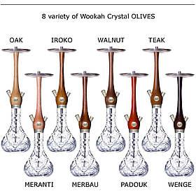 Кальян Wookah Cristal OLIVES