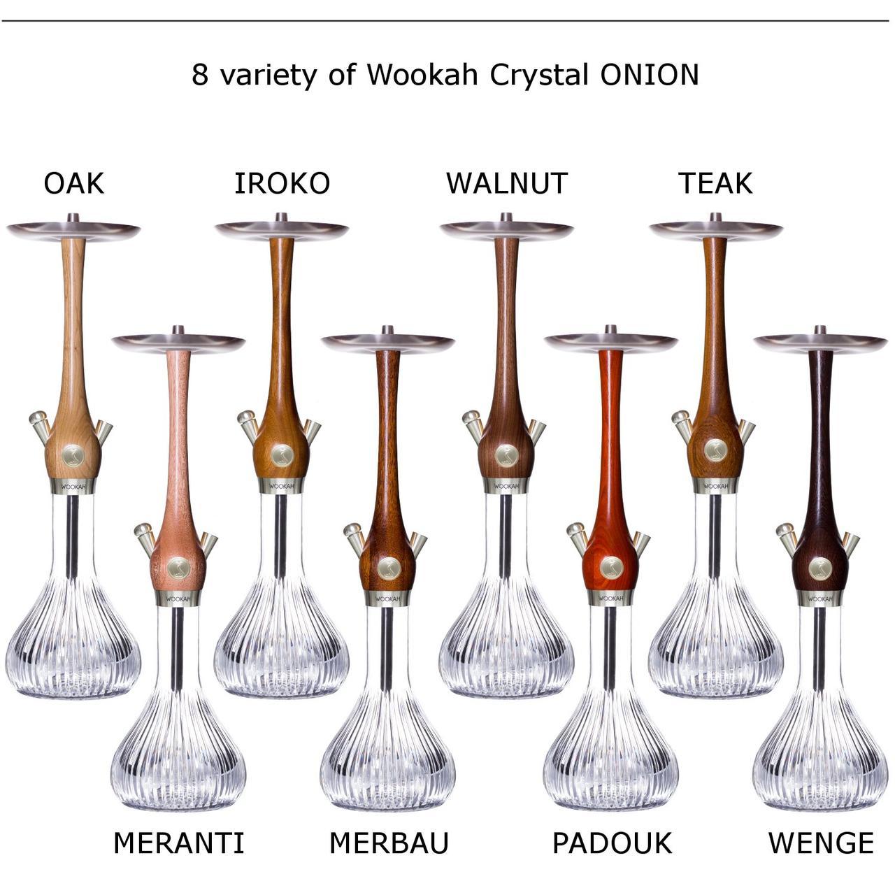 Кальян Wookah Cristal ONION