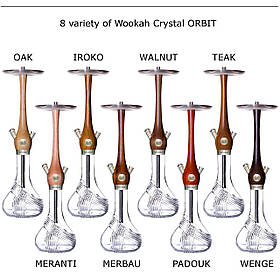 Кальян Wookah Cristal ORBIT
