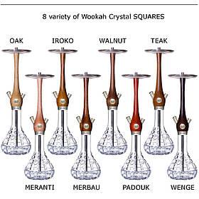 Кальян Wookah Cristal SQUARES