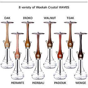 Кальян Wookah Cristal WAWES