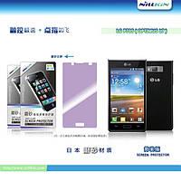 Защитная пленка Nillkin для  LG Optimus L7 P700/P705 матовая