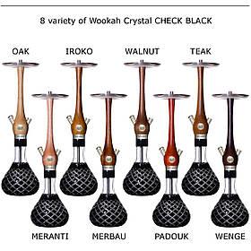 Кальян Wookah Cristal CHECK BLACK