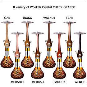 Кальян Wookah Cristal CHECK ORANGE