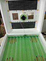 Інкубатор Рябушка SMART PLUS-TURBO 120 з автоматичним переворотом, цифровий терморегулятор