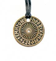 Магический рунический круг, используется для принятия стратегических решений