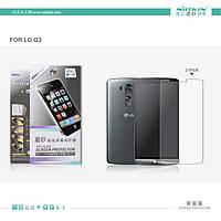 Защитная пленка Nillkin для  LG G3 матовая