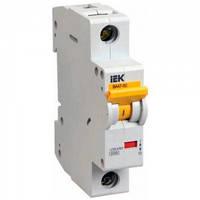 Автоматический выключатель ВА47-60 D 1P 32А 6кА IEK