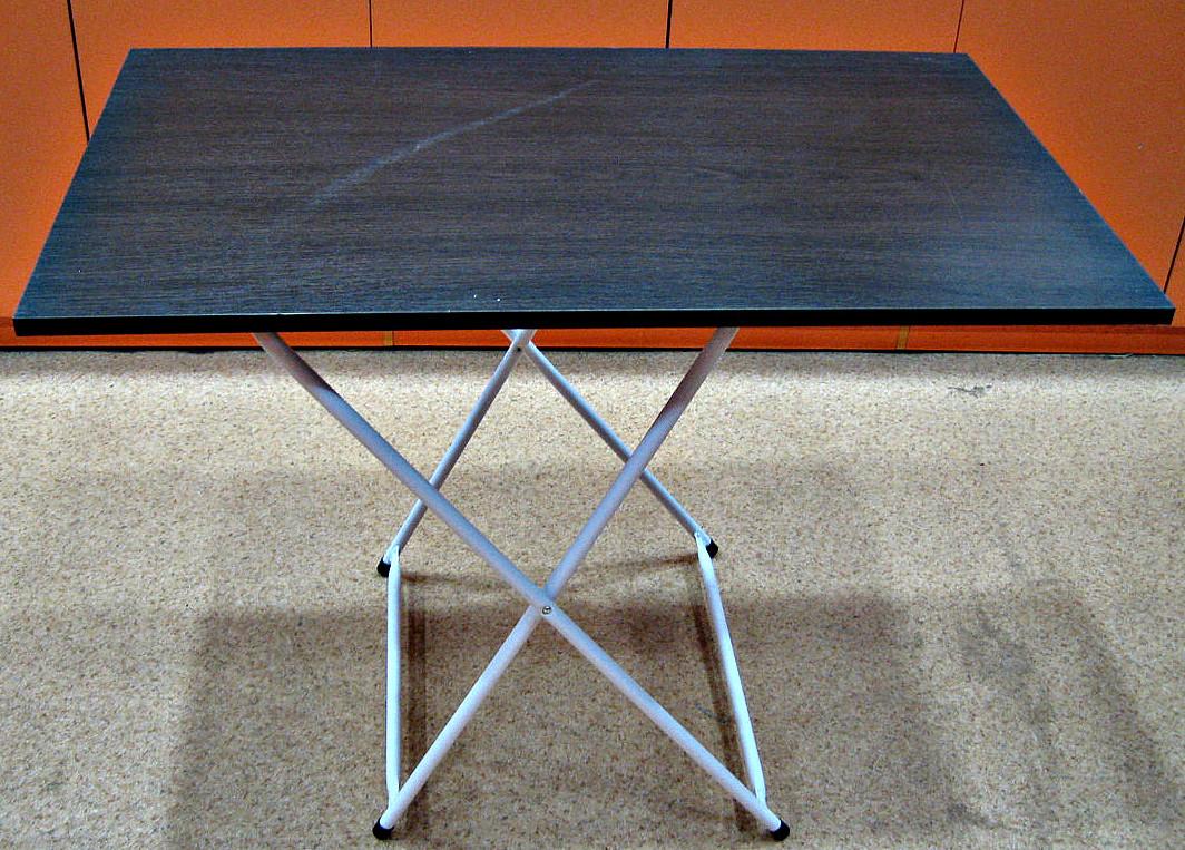 Складной стол для пикника, размер 45х75 см.