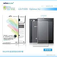 Защитная пленка Nillkin для LG P895 Optimus Vu  глянцевая