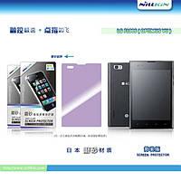 Защитная пленка Nillkin для LG P895 Optimus Vu матовая