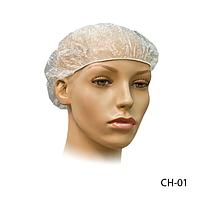 Шапка  для душа полиэтиленовая CH-01