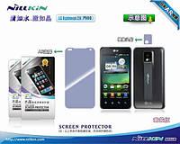 Защитная пленка Nillkin для LG Optimus 2X / P990 Star / P990 Optimus Speed матовая