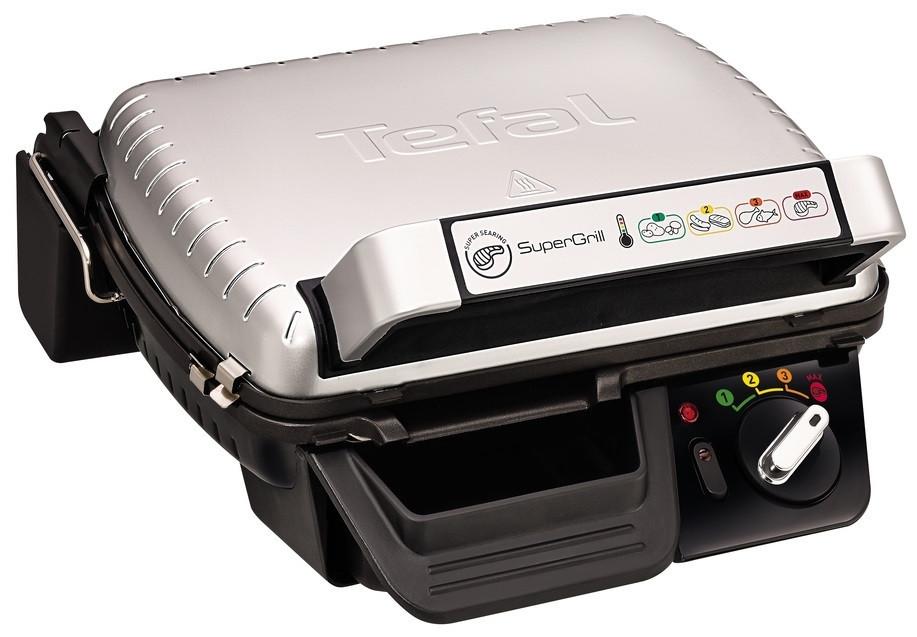 Электрический гриль TEFAL GC 450B 2000W