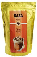 Кофе в зернах ароматизированный BAZA Creme brulee 0,5кг